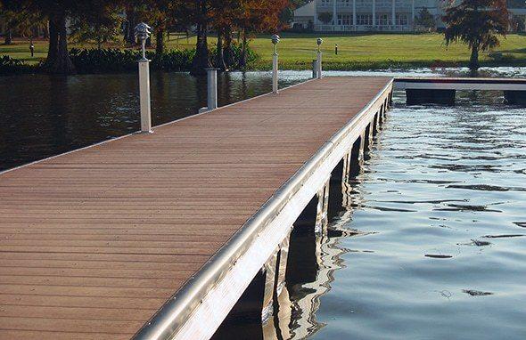 Wahoo Docks Dock Floatation
