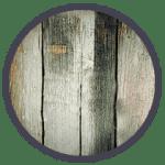 wood rot versus aluminum rust on boat dock