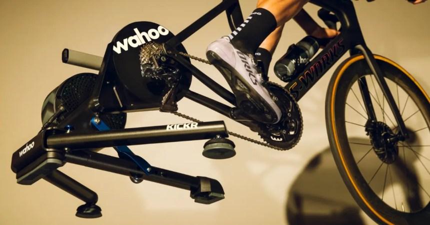 Wahoo KICKR - The Best Indoor Smart Trainer 1
