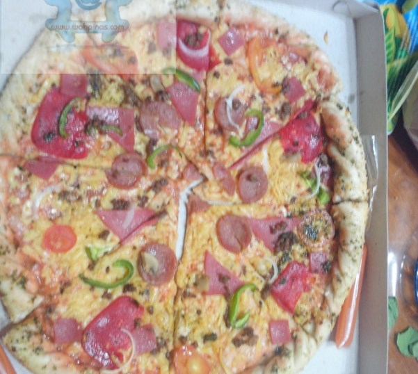 Pizza in Mandaluyong