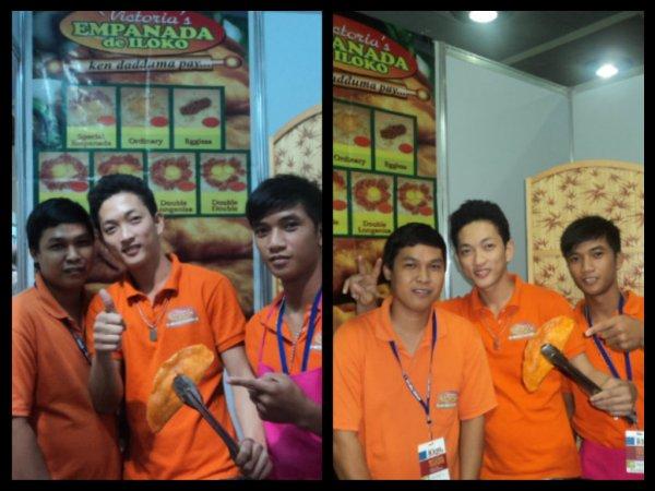 Empanada boys