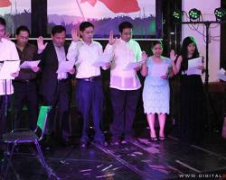 CyberPress Officers inducted for 2014
