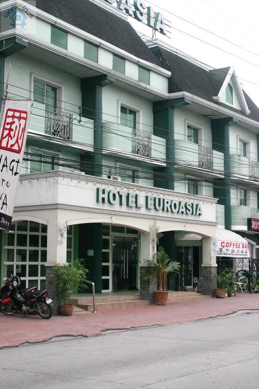 EuroAsia Hotel 18