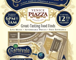 Mercato Centrale keeps on growing, now with Carnivale in Mckinley Hill