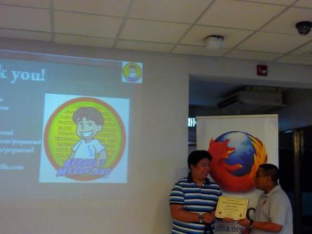 Mozillaph event 2