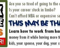 How to Start Working at Home Seminars Schedule 2014