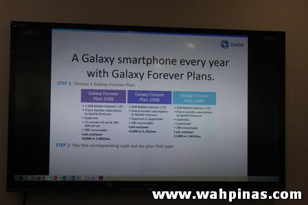 Globe Samsung S5 0009