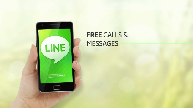 LINE Free Call