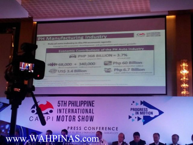 The Automotive Industry's Contribution to the Filipino People