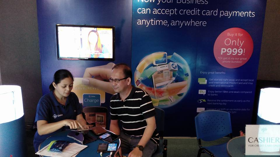 GCash Mastercard and the Globe Charge is the new way to buy
