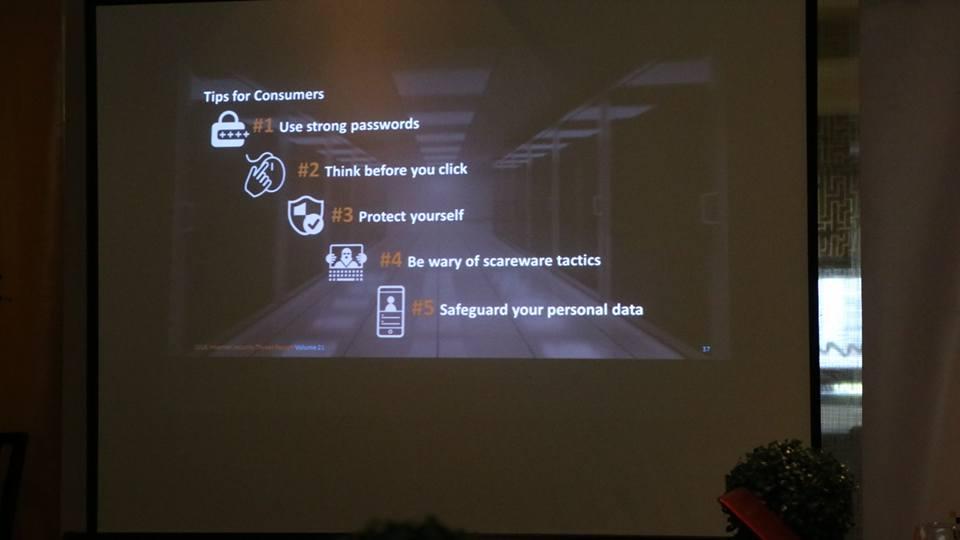 Symantec discusses the new Internet Security Threat Report