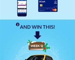 GCash #12WeeksofChristmas Raffle Promo – Week #12