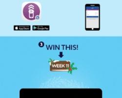 #12WeeksofChristmas Raffle Promo from GCASH – Week 11 is with NETFLIX!