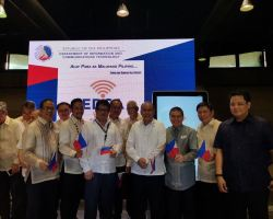 EDSA Wifi Project of DICT in partnership with Globe Telecom