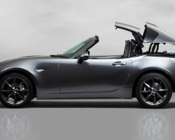 Mazda bags another Red Dot Award for the MX-5 RF