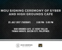 TNC and Syber announce their merger in High Grounds to lead EGames in the PH