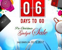 Macpower Pre Christmas Gadget Sale 2017