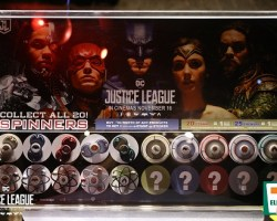 Justice League spinners, what more can you ask for?