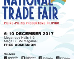 The National Trade Fair 2017 is here again.. Drop on by and support our local businesses
