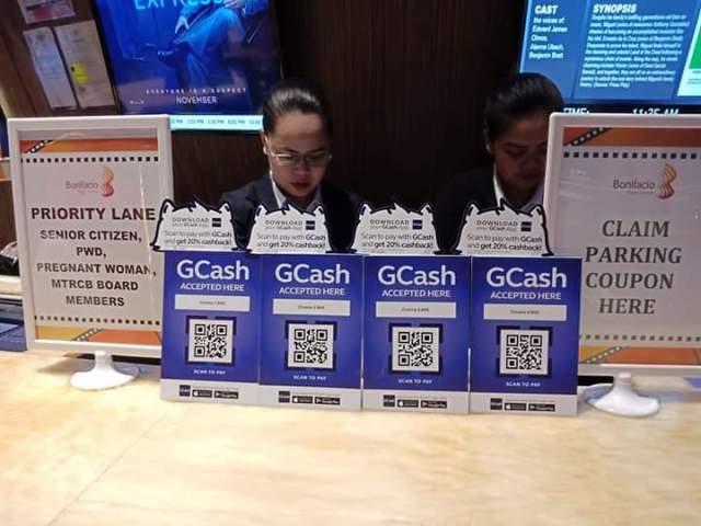 GCASH 1st to reach more than 4,000 QR partner merchants in
