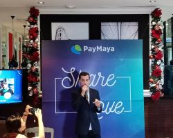 Enjoy treats and discounts this Christmas Season with Paymaya!