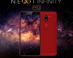 The ultimate Valentines gift is the Cloudfone Next Inifinity Pro Red
