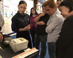 Epson Solutions and Technology showcase tours around Manila, Naga and Baguio.