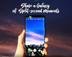 Preorder of the Samsung Galaxy S9 and S9+ now available from Smart