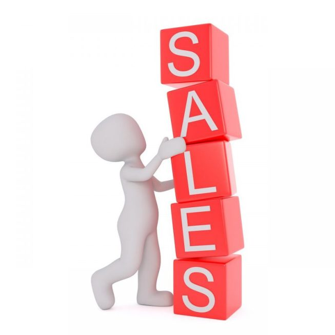 reselling strategia