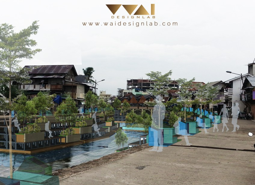 FUTURARC – REVITALIZE MUSI RIVERFRONT – PALEMBANG | INDONESIA