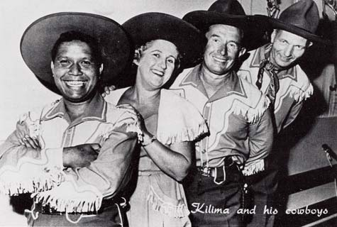 Bill Kilima and his Cowboys