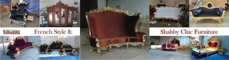 French Style and Shabby Chic Furniture Waiki Mebel
