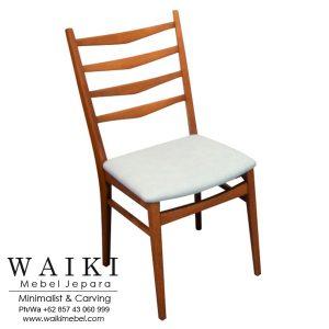 Kursi Dining Chair Henis dari waiki mebel jepara central java indonesia