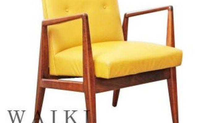 Bendo Living Chair Model Kursi Tamu Retro 1960 Jepara