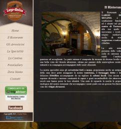 il ristorante il ristorante [ 1383 x 881 Pixel ]