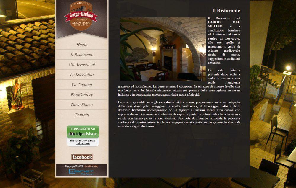 medium resolution of il ristorante il ristorante