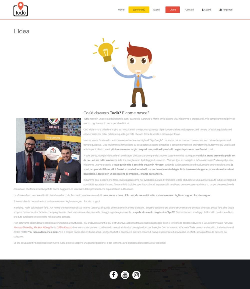 medium resolution of idea del progetto tudu idea del progetto tudu