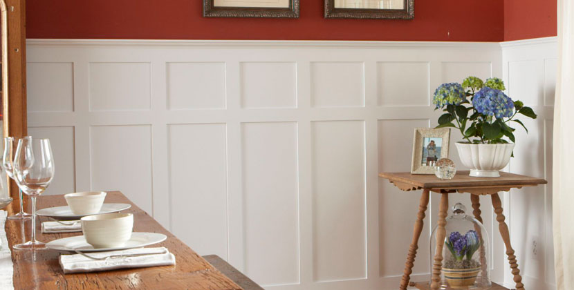 From the Roxbury collection - Welcome to Wainscot Solutions