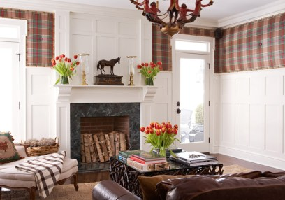 Fireplace Wainscot Solutions