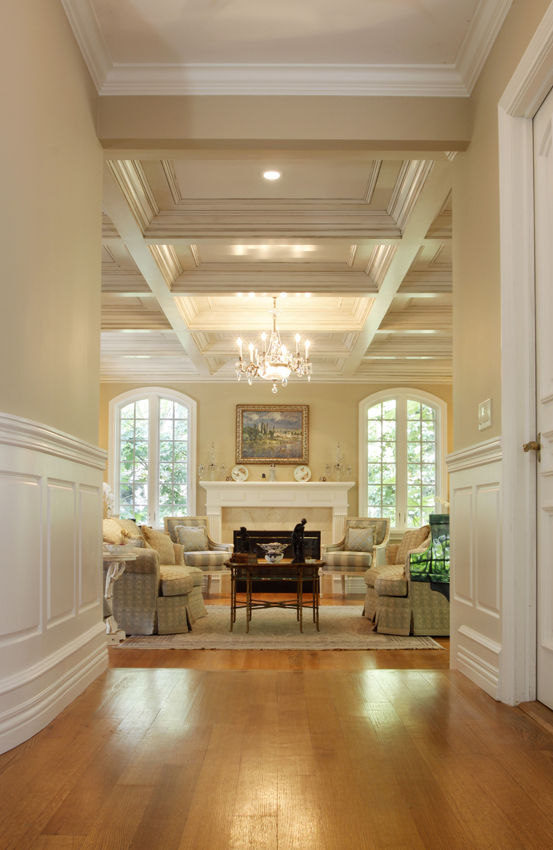 Coffered Ceilings 1