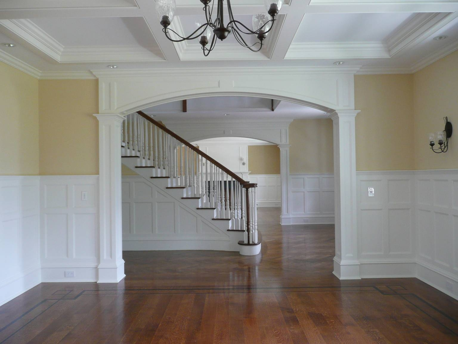 Wainscot solutions inc custom assembled wainscoting - Let Us Help Custom