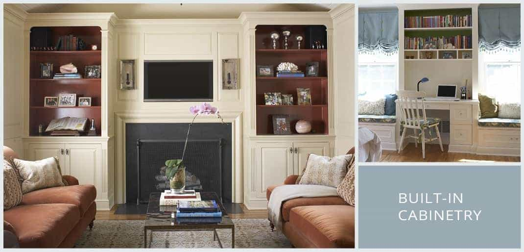 Built-In Cabinetry