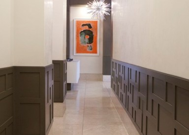 Soho Design Wainscoting