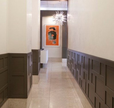 Entry Wainscot Solutions