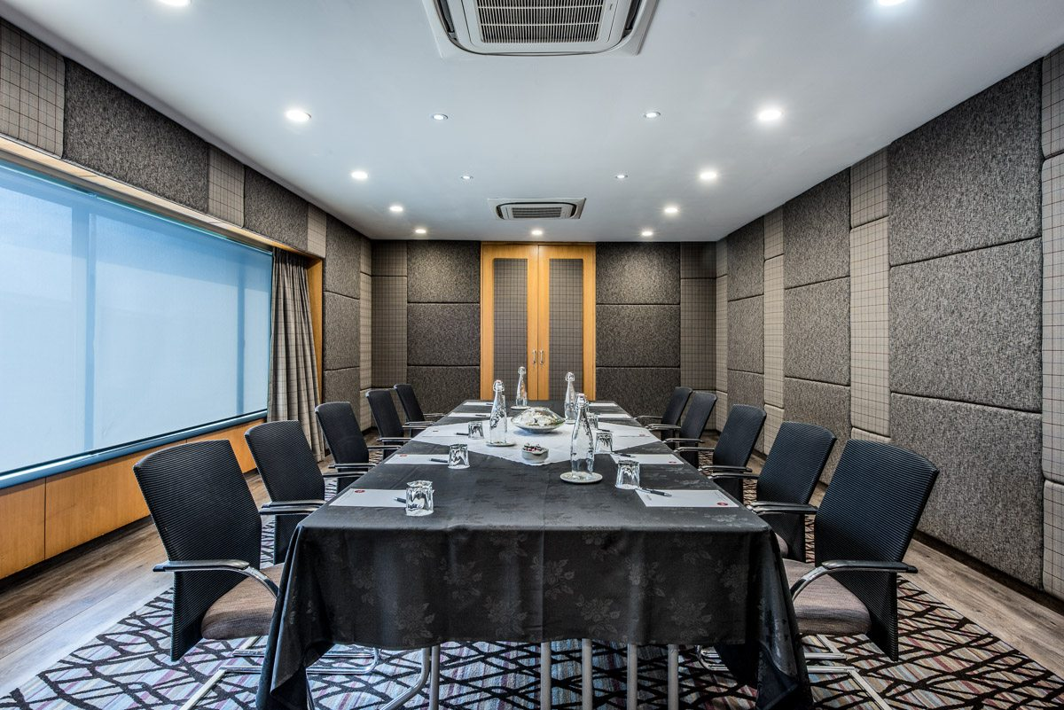 Executive Boardroom For Hire at Waipuna Hotel Auckland