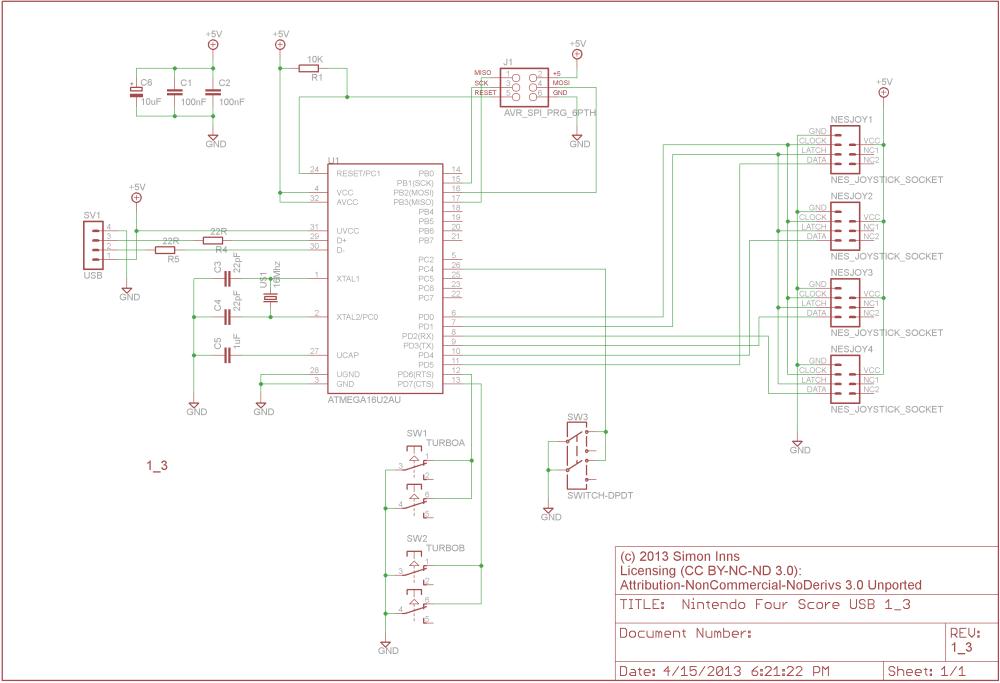 medium resolution of wrg 3209 usb interface schematic usb interface circuit design the nintendo four score usb schematic