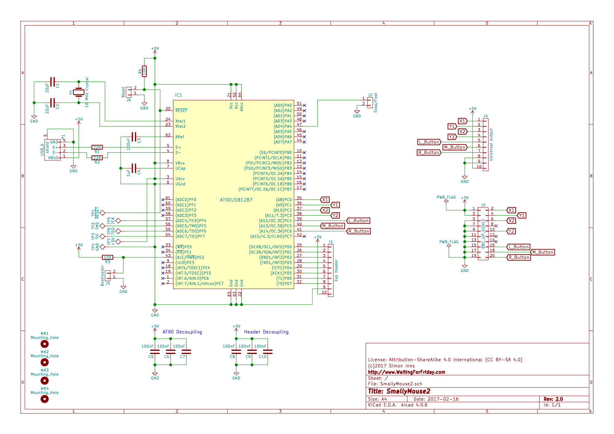 hight resolution of smallymouse2 schematic