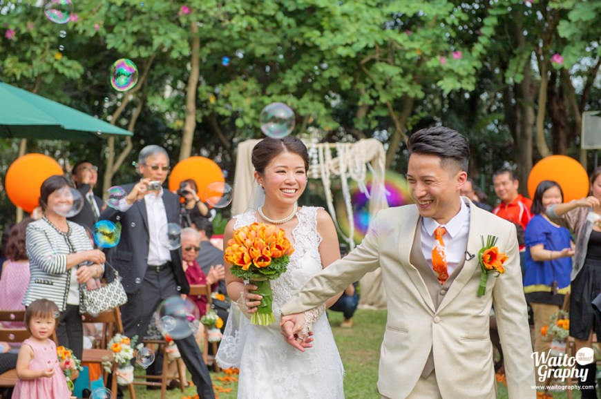 hk lawn wedding photography