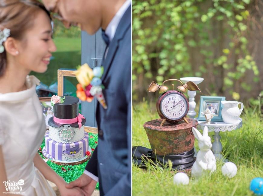 A delightful lawn wedding in Hong Kong captured by wedding photographer Hong Kong