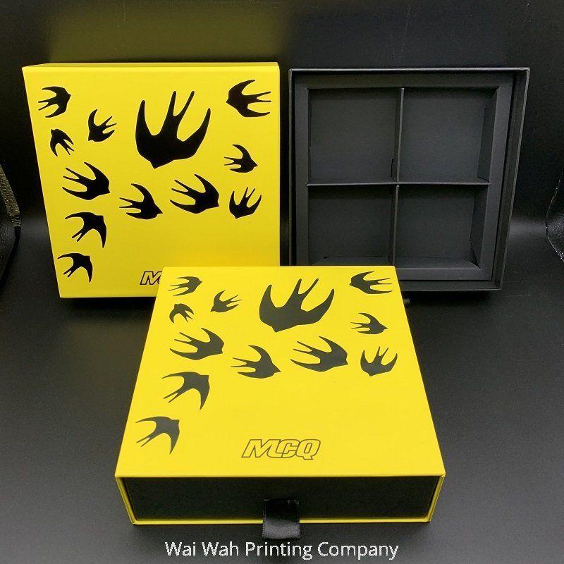 火柴月餅盒-Wai Wah printing company